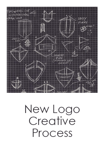 New Logo Creative Process