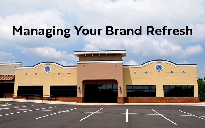 Managing Your Brand Refresh Webinar