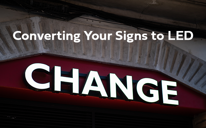 Converting Your Signs to LED Webinar